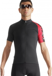 assos maillot ss mille evo 7 volt rouge