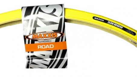 maxxis pneu sierra 700x23c jaune rigide tb81799600