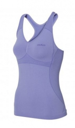 odlo debardeur evolution light trend femme dusted peri violet