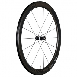 bontrager 2015 roue avant aeolus 5 d3 tlr pneu tubeless ready full black