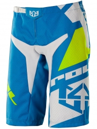royal short victory race bleu jaune blanc
