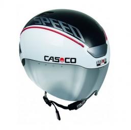 casco casque speedtime noir blanc taille unique 55 61cm