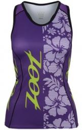 zoot 2015 debardeur femme performance tri team racerback violet