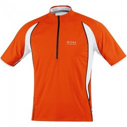 gore running wear air zip maillot