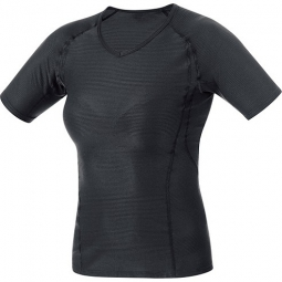 gore running wear esssential maillot femme