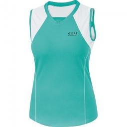 gore running wear esssential 2 0 debardeur femme