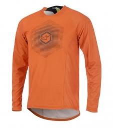 alpinestars maillot manches longues mesa orange