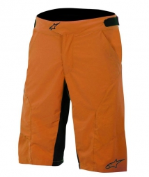 alpinestars short hyperlight 2 orange