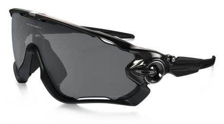 oakley paire de lunettes jawbreaker polarized black black iridium ref oo9290 07