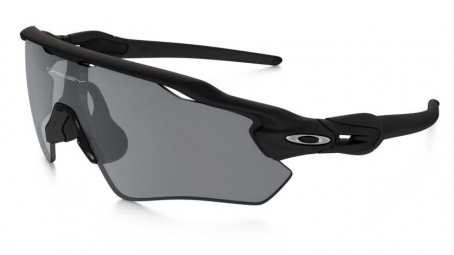 oakley lunettes radar ev path black black iridium ref oo9208 01