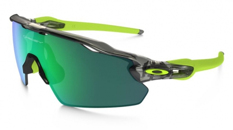 oakley lunettes radar ev pitch grey jade iridium ref oo9211 03