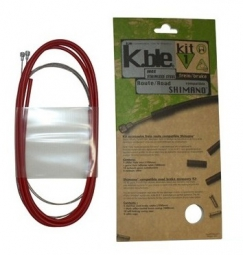 transfil kit frein route inox shimano sram rouge