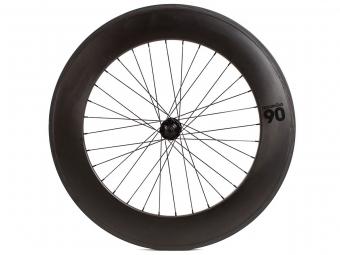blb roue avant carbone notorious 90 noir