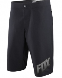 fox short indicator noir