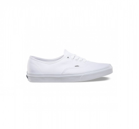 vans paire de chaussures authentic blanc
