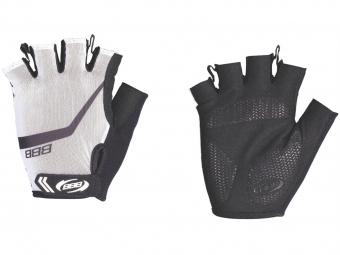 bbb paire de gants courts airroad blanc