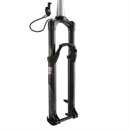 rockshox fourche sid xx 29 axe 15 mm solo air conique remote noir