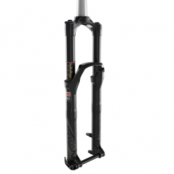 fourche rockshox revelation rct3 27 5 axe 15mm solo air conique noir 2017