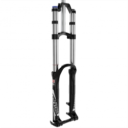 rockshox fourche domain dual crown rc 200mm axe 20 mm 1 1 8 noir 26 2017