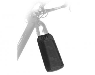 protection nylon pour fourche sci con noir