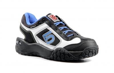 chaussures vtt five ten impact low bleu noir