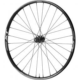 shimano roue arriere xt trail disc m8020 29 axe 12x142mm centerlock 2016