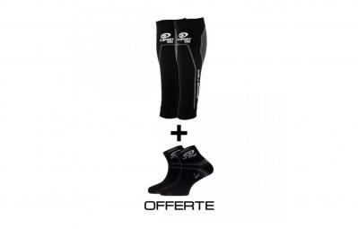 bv sport pack booster original noir socquettes