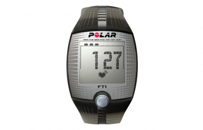 polar montre cardio ft1 gris