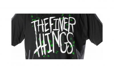 volume t shirt the finer things
