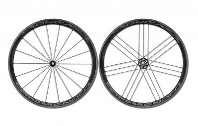 campagnolo paire de roues bora ultra 35 dark pneu corps campagnolo