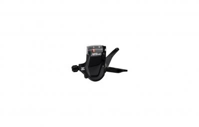 shimano shifter gauche acera sl m390 rapidfire plus 3x9 vitesses noir