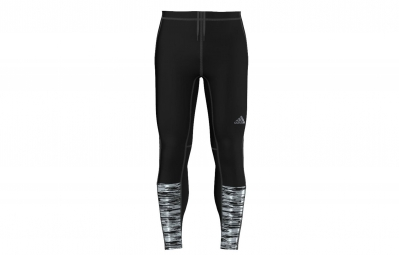adidas collant long graphic supernova homme noir