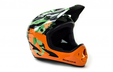 casque integral 661 sixsixone comp camo 2016