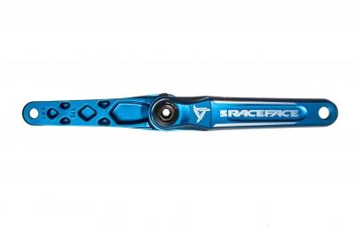 race face pedalier turbine cinch axe 30mm sans boitier sans plateau bleu