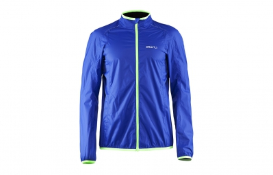 craft veste active bleu