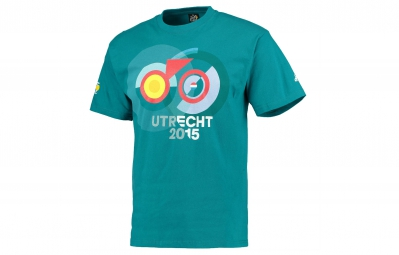 le tour de france 2015 t shirt grand depart vert