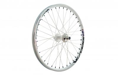 excess roue avant 351 axe de 20mm blanc