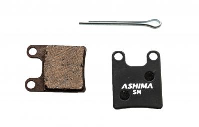 ashima paire de plaquettes hope c2 2 pistons gaint mph2000 semi metalliques