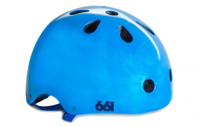 casque bol 661 sixsixone dirt lid bleu taille unique