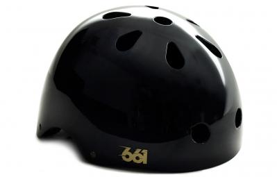 casque bol 661 sixsixone dirt lid noir taille unique