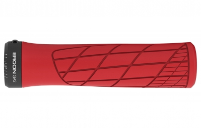 ergon poignees ga2 rouge