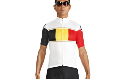 assos maillot ss neopro belgium