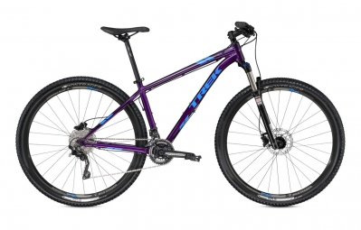 trek 2016 velo complet 29 x caliber 9 violet bleu