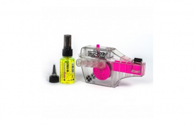 muc off nettoyeur de chaine x3 dirty chain machine degraissant drivetrain cleaner 75
