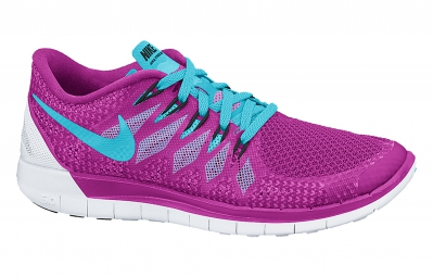 nike chaussures free 5 0 violet femme