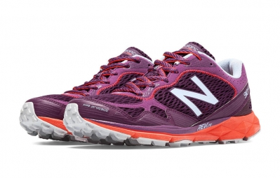 new balance trail 910 femme violet orange