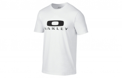 oakley t shirt griffin tee 2 0 blanc