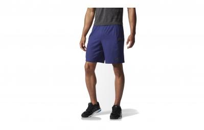 adidas short adistar 9 inch homme bleu