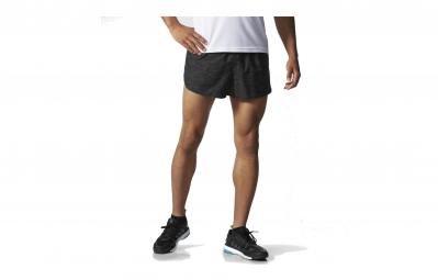 adidas short homme supernova split noir