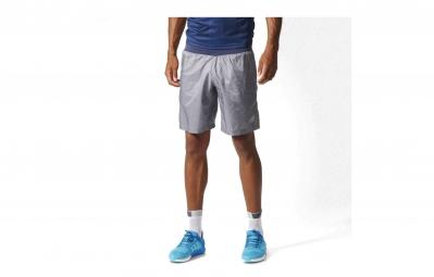adidas short kanoi 9 homme gris